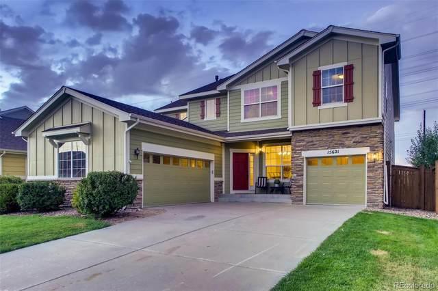 15621 E Pine Drop Avenue, Parker, CO 80134 (#8375626) :: The HomeSmiths Team - Keller Williams