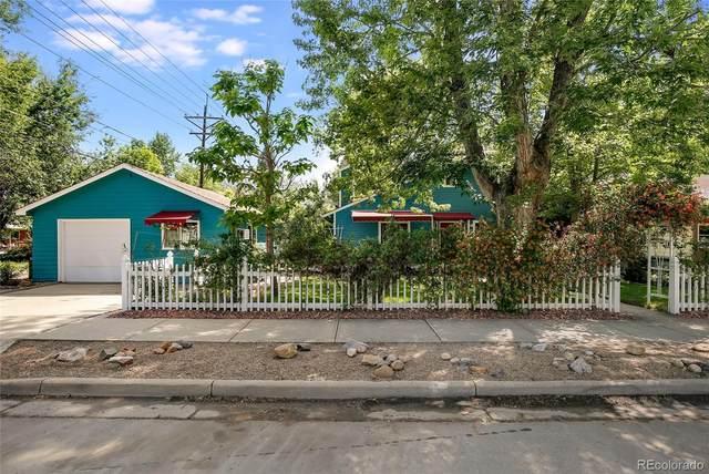 2222 24th Street, Boulder, CO 80302 (MLS #8375982) :: Kittle Real Estate