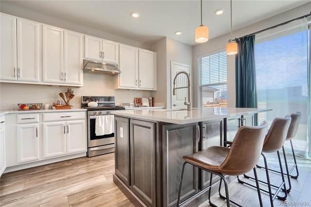 10278 E 57th Avenue, Denver, CO 80238 (MLS #8376580) :: Kittle Real Estate