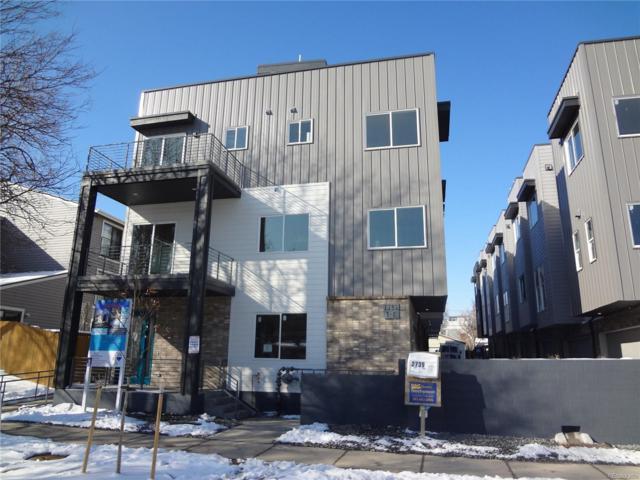 2739 W 24th Avenue #6, Denver, CO 80211 (#8376590) :: Wisdom Real Estate
