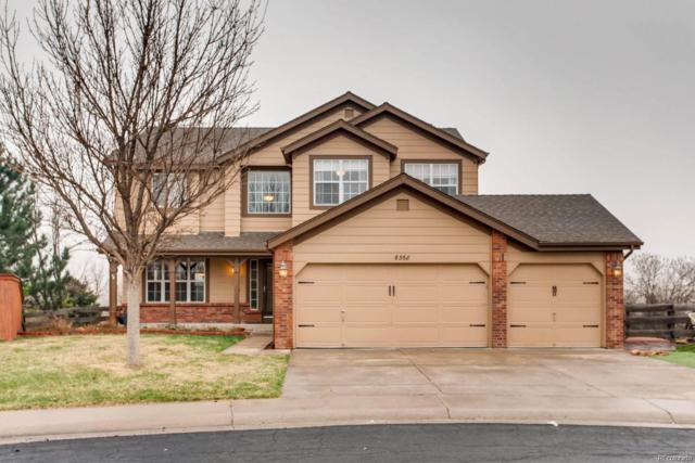 6568 Lynx Cove, Littleton, CO 80124 (#8376744) :: Sellstate Realty Pros