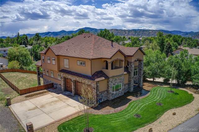 8140 W Massey Drive, Littleton, CO 80128 (#8377372) :: West + Main Homes