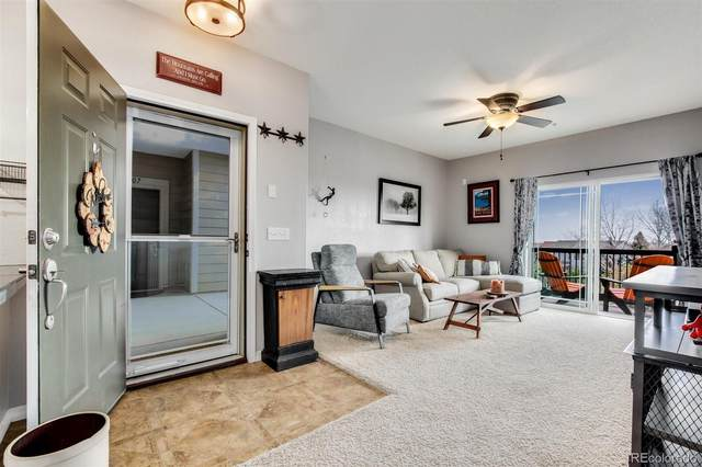 8726 S Kline Street #206, Littleton, CO 80127 (#8377391) :: The DeGrood Team