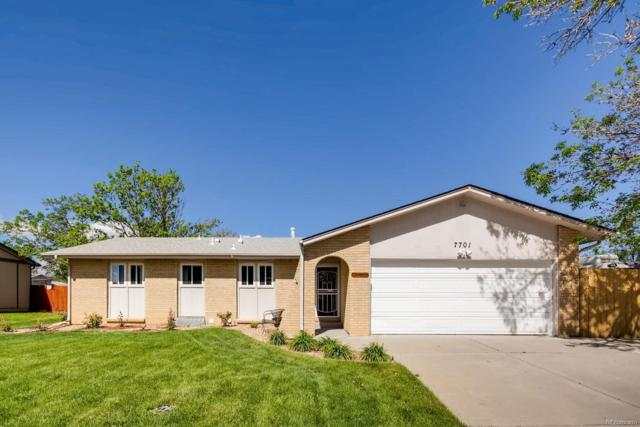 7701 S Columbine Street, Centennial, CO 80122 (MLS #8377481) :: 8z Real Estate