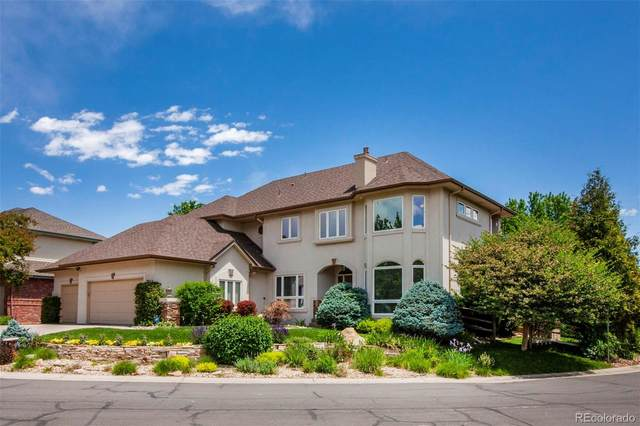 7664 S Platteview Drive, Littleton, CO 80128 (#8377774) :: The Peak Properties Group