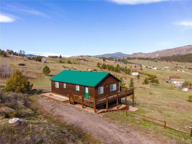1580 Palisade Mountain Drive, Drake, CO 80515 (#8377863) :: The DeGrood Team