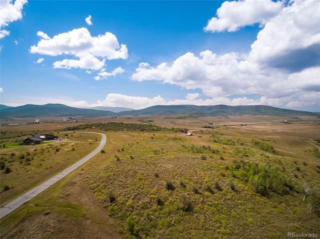 30575 Marshall Ridge, Steamboat Springs, CO 80487 (#8378086) :: Symbio Denver