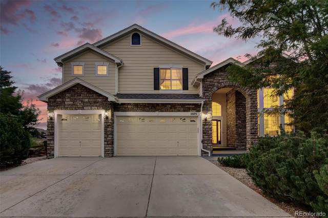 5975 Longhorn Place, Parker, CO 80134 (#8378969) :: The Margolis Team