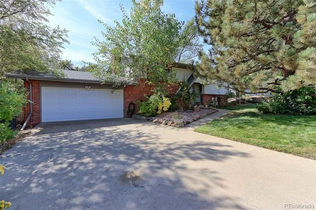 11556 W 38th Place, Wheat Ridge, CO 80033 (#8379573) :: The Griffith Home Team