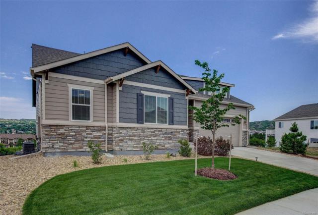 1724 Diamond Head Drive, Castle Rock, CO 80104 (MLS #8379654) :: 8z Real Estate