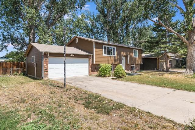 836 Wagonwheel Drive, Fort Collins, CO 80526 (#8379815) :: The Brokerage Group