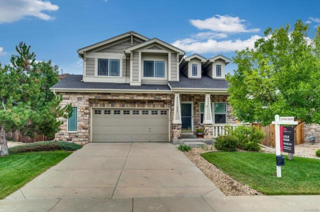 5001 S Flat Rock Way, Aurora, CO 80016 (MLS #8380319) :: Kittle Real Estate