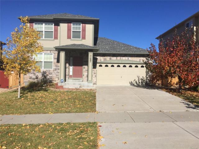 24687 E Saratoga Place, Aurora, CO 80016 (#8380954) :: Colorado Home Realty