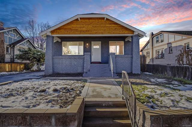 1561 Meade Street, Denver, CO 80204 (#8381917) :: Keller Williams Action Realty LLC