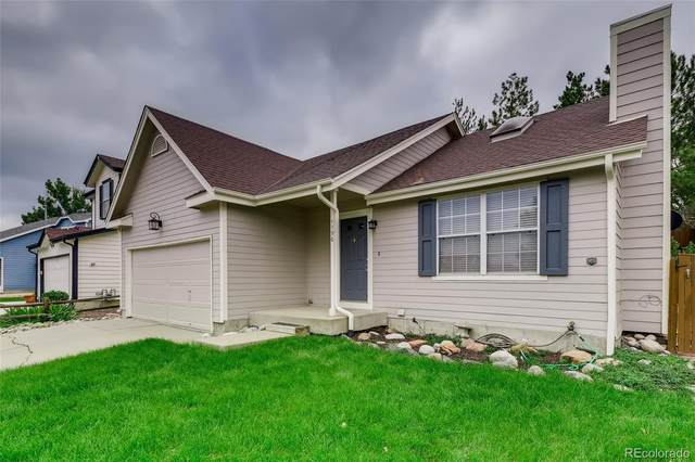 1196 Cobblestone Drive, Highlands Ranch, CO 80126 (MLS #8382075) :: Find Colorado