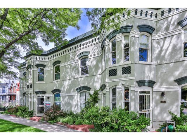 2761 Champa Street, Denver, CO 80205 (MLS #8382161) :: 8z Real Estate