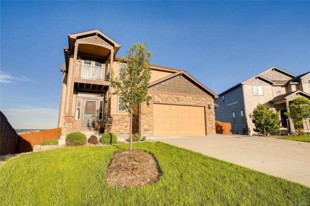 10186 Mt Lincoln Drive, Peyton, CO 80831 (#8382496) :: The Heyl Group at Keller Williams