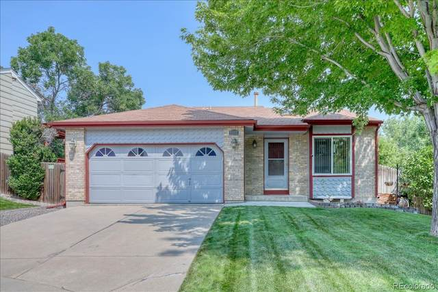 8132 S Garrison Way, Littleton, CO 80128 (#8382717) :: Kimberly Austin Properties