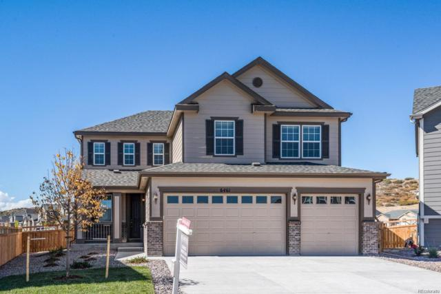 6461 Amur Court, Castle Rock, CO 80108 (#8383188) :: Sellstate Realty Pros