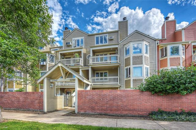 2254 Spruce Street C, Boulder, CO 80302 (MLS #8384216) :: The Biller Ringenberg Group