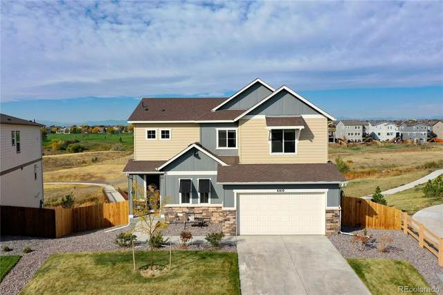 6810 E 132nd Place, Thornton, CO 80602 (#8384384) :: My Home Team