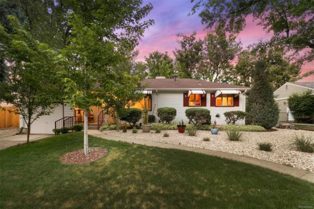 5310 S Washington Street, Littleton, CO 80121 (#8384602) :: The Peak Properties Group