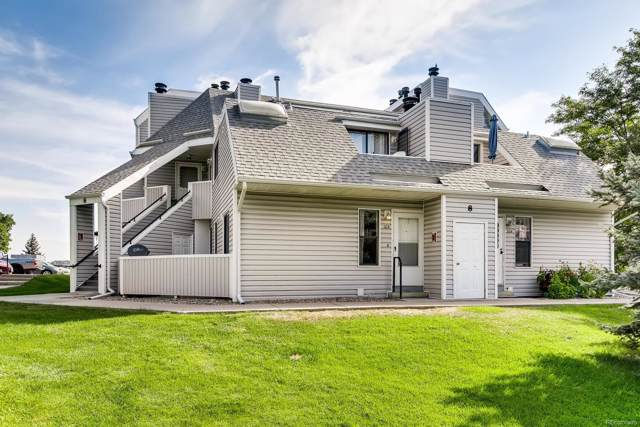8701 Huron Street 8-103, Thornton, CO 80260 (MLS #8384704) :: The Space Agency - Northern Colorado Team
