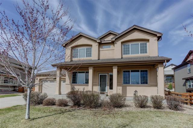 13437 King Lake Trail, Broomfield, CO 80020 (#8384934) :: House Hunters Colorado