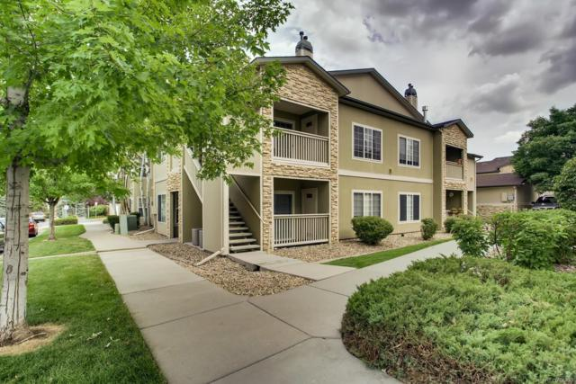 10136 E Carolina Place #201, Aurora, CO 80247 (MLS #8385041) :: Kittle Real Estate