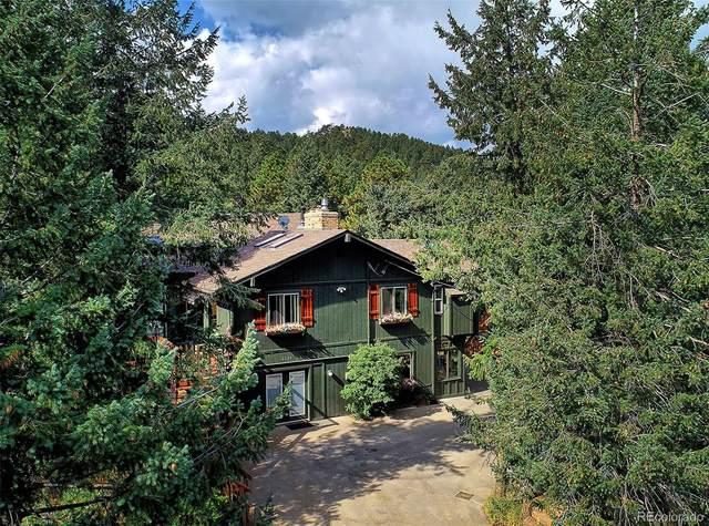 6025 Meadow Drive, Morrison, CO 80465 (MLS #8385203) :: Find Colorado Real Estate