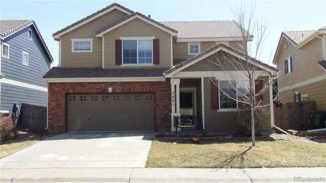 7441 S Mobile Street, Aurora, CO 80016 (#8385368) :: Bring Home Denver with Keller Williams Downtown Realty LLC