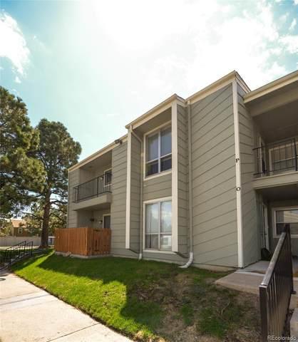 2365 E Geddes Avenue P22, Centennial, CO 80122 (#8385477) :: Briggs American Properties