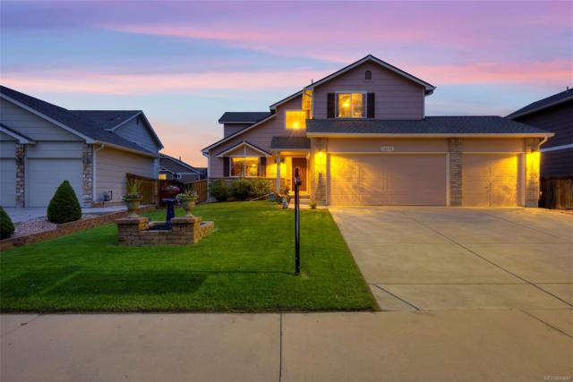 12652 Prince Creek Drive, Parker, CO 80134 (#8385511) :: The Pete Cook Home Group