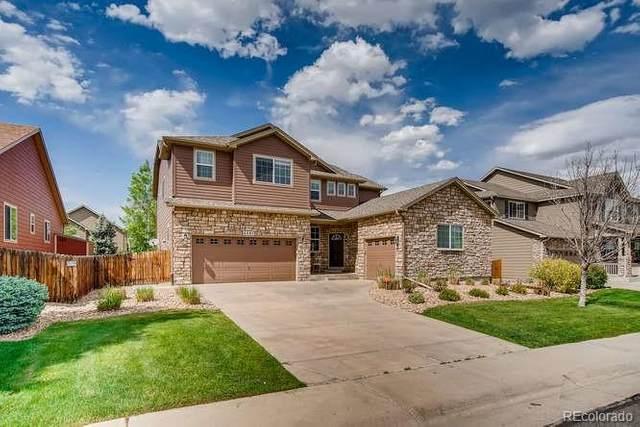 6285 E 133 Avenue, Thornton, CO 80602 (#8385512) :: The Peak Properties Group