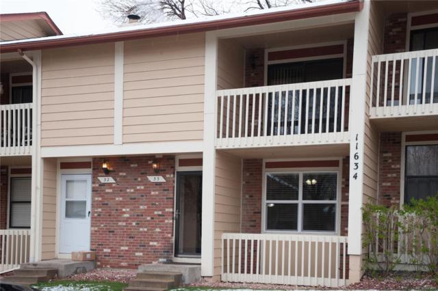 11634 Community Center Drive #33, Northglenn, CO 80233 (#8385765) :: The Peak Properties Group