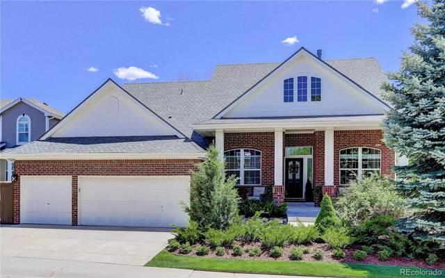 9698 Sylvestor Court, Highlands Ranch, CO 80129 (#8385837) :: Mile High Luxury Real Estate