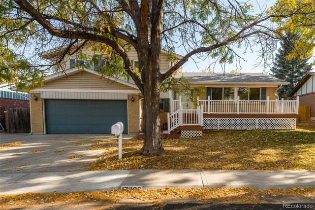 17308 E Wesley Avenue, Aurora, CO 80013 (MLS #8386705) :: Kittle Real Estate