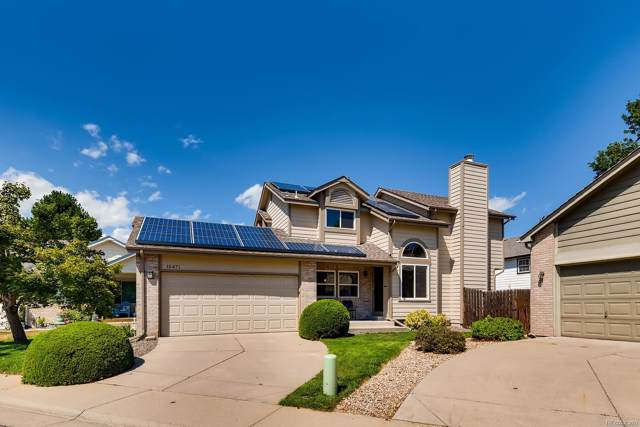 10471 W 83rd Place, Arvada, CO 80005 (#8386892) :: The DeGrood Team