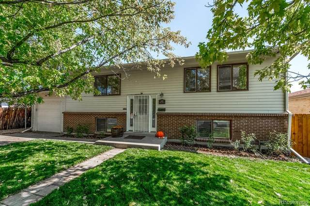 1302 S Gray Street, Lakewood, CO 80232 (#8386975) :: The Gilbert Group