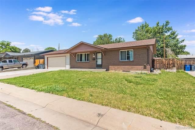1245 Elder Street, Denver, CO 80221 (#8387387) :: Stephanie Fryncko | Keller Williams Integrity