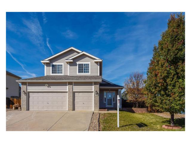 841 Pitkin Way, Castle Rock, CO 80104 (MLS #8387515) :: 8z Real Estate