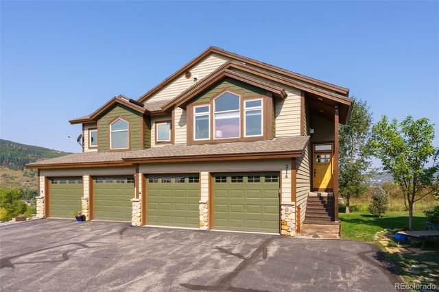 314 Parkview Drive #31, Steamboat Springs, CO 80487 (#8387757) :: Venterra Real Estate LLC