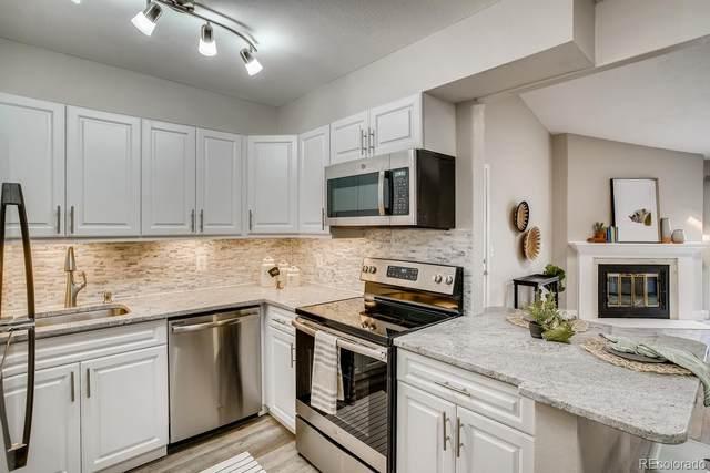 3320 S Ammons Street #207, Lakewood, CO 80227 (#8388284) :: Briggs American Properties