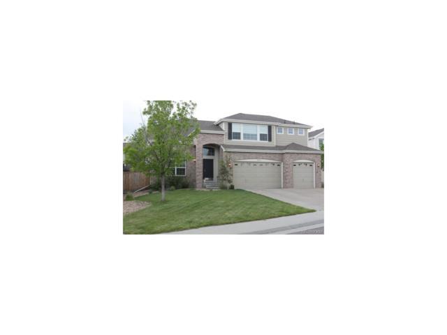 16316 Prairie Farm Circle, Parker, CO 80134 (MLS #8388381) :: 8z Real Estate