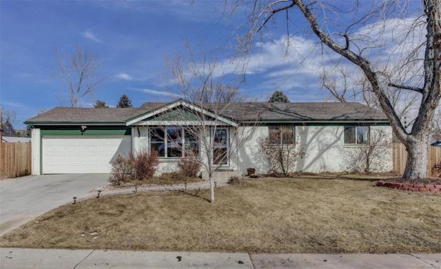 3659 W Chenango Avenue, Denver, CO 80123 (#8389062) :: Bring Home Denver