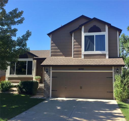 10205 Woodrose Court, Highlands Ranch, CO 80129 (#8389456) :: The Galo Garrido Group