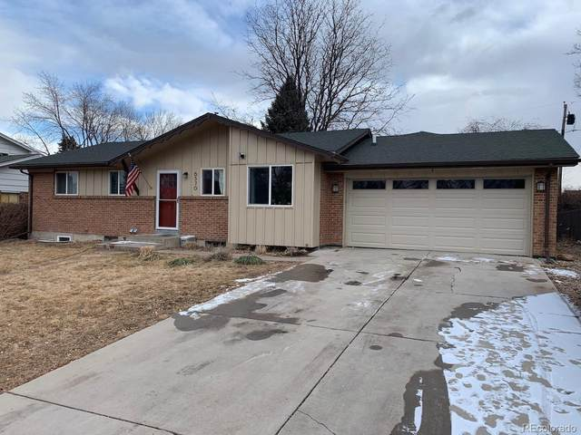 6570 S Newland Circle, Littleton, CO 80123 (#8389547) :: Bring Home Denver with Keller Williams Downtown Realty LLC