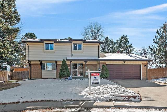 8206 Yarrow Court, Arvada, CO 80005 (#8389741) :: Berkshire Hathaway HomeServices Innovative Real Estate