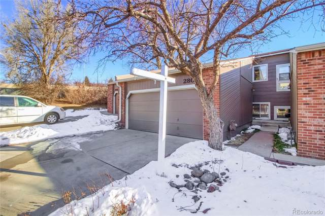 2809 W Davies Drive, Littleton, CO 80120 (#8389898) :: Bring Home Denver with Keller Williams Downtown Realty LLC