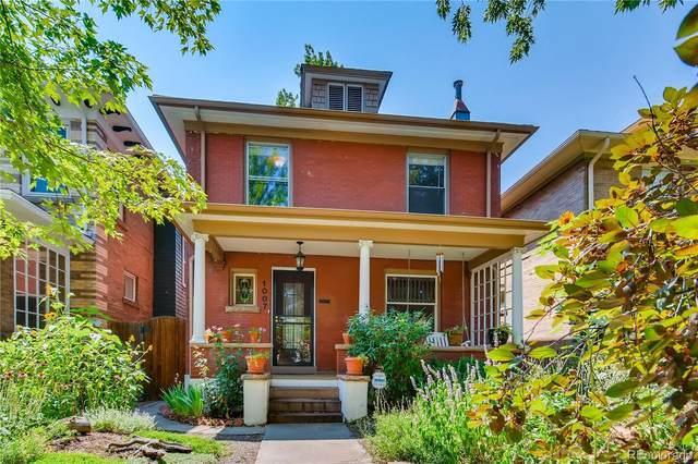 1007 N Ogden Street, Denver, CO 80218 (#8390115) :: The Gilbert Group